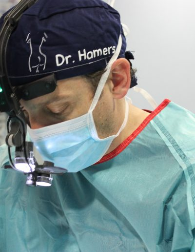 Dr. Hamers Live Surgery